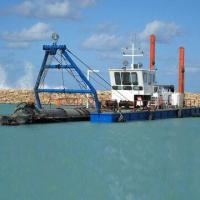 Quality Cutter suction dredger for sale