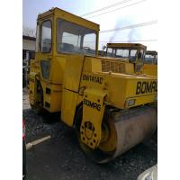 Quality bomag BW141 BW202 compator used road roller germany roller compact four tires roller  deutz engine for sale
