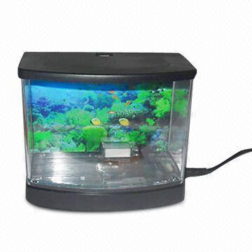 Usb aquarium with temperature and air control for raising for Tropical fish temperature