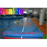 Quality inflatable gym air sealed quality air track for sale