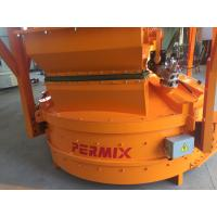 Quality Planetary Concrete Mixer Panel Sleepers Tunnel Precast Block Mixing CE 1000L PMC for sale