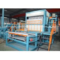 China Waste paper pulp molding egg tray molding machine manufacturer on sale