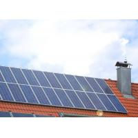 Quality Safety Polycrystalline Solar Power Panels 3 % Tolerance For Industrial for sale