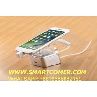 Quality COMER anti-theft devices for retail shop mobile phone alarm desk display alarm for store/supermarket for sale