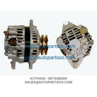 China A3T08699 A3T09699 - MITSUBISHI Alternator 12V 110A Alternadores 4M40 4M41 CANTER 3.5L on sale