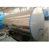 Buy cheap 1.4MW Oil Fired Hot Water Boiler With Big Furnace Threaded Pipe Design from wholesalers