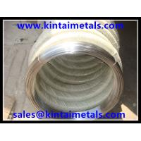 17/15 galvanized smooth wire with 1000meters length galvanized oval wire