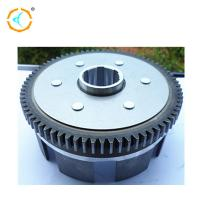 Buy cheap CG250 Scooter Accessories Clutch Cover Assembly , 250cc Scooter Clutch Parts from wholesalers