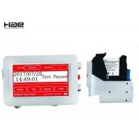 Buy cheap Thermal Inkjet Coding Machine For QR code, Variable Content Continuous Carton from wholesalers
