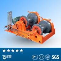 Quality Yuantai High Performance 220V High Speed Winch, Electric Winch 5 ton for sale