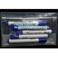 Buy cheap Biodegradable Transparent PVC/EVA/TPU Zipper Slider bag,Selected By Girls from wholesalers