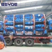China Steel Wire Armoured Cable Machine Host Frame With Traction Device on sale