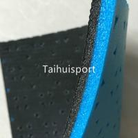 Quality PE Foam Football Shock Pads Construction Close Celled Porous Sheets for sale