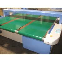 Quality Fabric Needle Inspection Machine , Super Width Industrial Metal Detector for sale