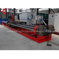 Quality 5-80 mm Thickness Steel Hydraulic Tubing Bender 1-100 mm / Min Feeding Speed for sale