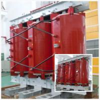 China Cast Resin High Voltage Transformer H Class 6.6 KV - 100kVA Single Pole Air Switches on sale