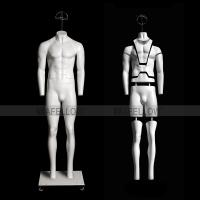 Wholesale full body no head invisible male ghost mannequin