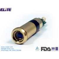 Quality VB520D40VG2 520nm 28mW 3-5VDC Green Dot Laser Module with APC, Beam Size 6*12mm at 20m for sale