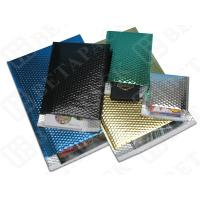 China Small / Large Colorful Metallic Bubble Mailer Protective Mailing Bags on sale