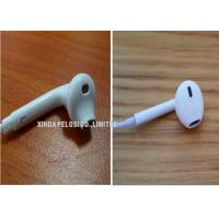 Buy Flexible In Ear Headphones With Mic 3.5mm Jack Plug Customized Color Durable at wholesale prices