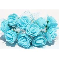 Quality Handmade EVA Foam Rose Bouquet Artificial Rose Wedding Flowers for sale