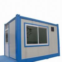 Quality Modular House Suitable for Control Rooms, Customized/OEM are Acceptable, for Living for sale