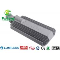 Quality Smart Control Industrial Led Pole Light Fixtures , Commercial Parking Lot Lighting Fixtures for sale