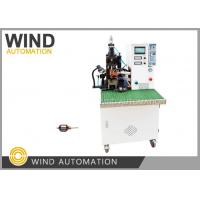 Buy cheap Fully Automatic Commutator Bar Fusing Welding Machine For Small DC Brushed Motor from wholesalers