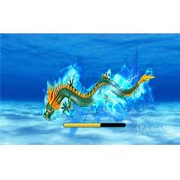 Quality Azure Dragon Phoenix Birds Fishing Game Machine Coin Operated Easy Operate for sale