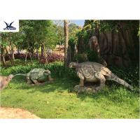 Quality Life Size Realistic Animal Statues Resin Silicone Model Environmental Protection for sale