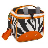 Buy cheap Polyester Outdoor Kids Cooler Bag Small , Folding Cooler Bag With Shoulder Strap from Wholesalers