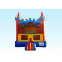 Quality Backyard Fun Large Inflatable Bounce House / Indoor Jumping House for sale
