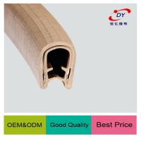 Quality rubber edging strip for sale