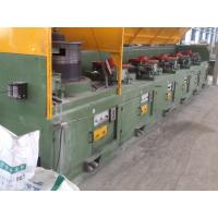Buy Mild Carbon Steel Straight Line Wire Drawing Machine With Customized Drawing Speed at wholesale prices