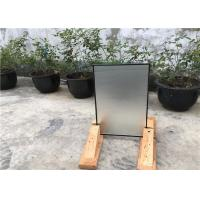 Quality 16 Mm Hollow Glass Window PanelsWith Lower HVAC Costs , Protects Privacy for sale