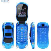 Quality GSM Dual SIMCard Very Small Mobile Phone 1.8inch 1500mAh Car Shape Setro F15 for sale