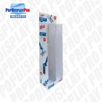 Quality Sustainable Cardboard Poster Display Stands Heavyduty Weight Holding Capacity for sale