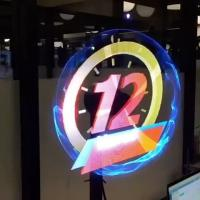 Buy cheap SD Card Input 3D Holographic Display Led Fan Kinomo Hologram Player 1 Year from wholesalers