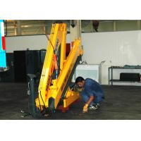Buy Durable 4 Ton Lorry Mounted Crane Architecture Truck ,Driven By Hydraulic at wholesale prices