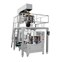 Quality HTL-G6 potato chips automatic multihead weigher packing machine for sale