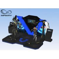 Quality CE UL Indoor Playground Arcade Games VR Standing Platform for sale