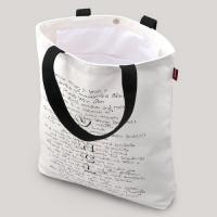 Quality Natural Cotton Shopping Bags for sale
