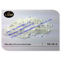 Buy cheap 99% Purity Steroid Powders 17- MethylTestosterone CAS 58-18-4 for Bodybuilding from wholesalers