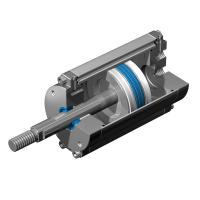 Quality AT series pneumatic actuator for sale