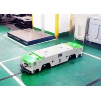 WIFI Communication Bi Directional Tunnel AGV Vehicle With ±10mm Guiding Accuracy