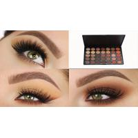 Quality Private Labelling Makeup 35 Colors Eyeshadow Palette , Same Quality As Morphe Eyeshadow for sale