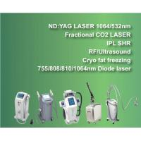 Quality Multifunctional Fractional Co2 Laser Scar Removal Machine For Whole Body  Skin Tightening for sale