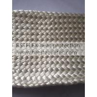 Fiberglass Braided Heat Resistant Hose Sleeve For Sale