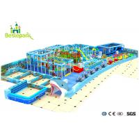 Colorful Theme Soft Baby Indoor Playground Soft / Safe CE Certification