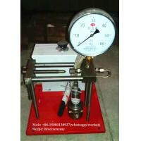 China Diesel fuel injector nozzle tester PJ-60 nozzle testing equipment nozzle test machine on sale